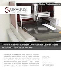 Datasheet CF map 4040 Basis Weight Measurement of Carbon Fibers